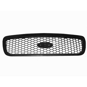 Front Grille Fits 2001 2011 Ford Crown Victoria 104 01602c Capa