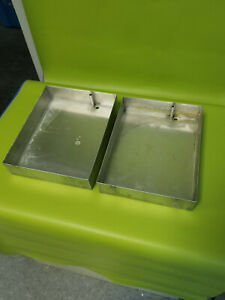 Dent X Dental X Ray Processor Stainless Tanks Steel Tray For Chemical The Item I