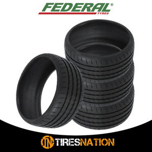 4 New Federal Evoluzion St 1 215 40zr17 Tires