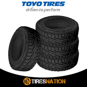 4 New Toyo Open Country R t 35 12 5 18 123q All terrain Truck Suv Tire