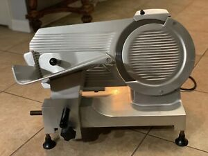 Chefmate Meat Slicer By Globe Food Equipment Co Model Gc 12d