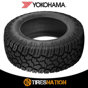 1 New Yokohama Geolander X at Lt265 70r17 121 118q E Tires