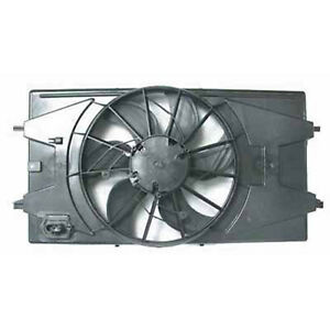 Cpp Radiator Cooling Fan For Chevy Cobalt Pontiac G5 Gm3115205