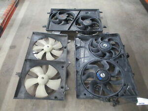 15 19 Ford Edge Electric Cooling Fan Assembly 79k Oem Lkq