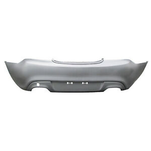 Hy1100173 Rear Bumper Cover For 2010 2016 Hyundai Genesis Coupe
