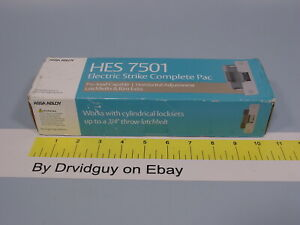 Assa Abloy 7501 630 Hes Complete Pac For 3 4 Latchbolts 7501 Satin Stainless
