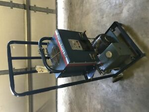 Thermal 5500 Refrigerant Recovery Center Pump W Cart