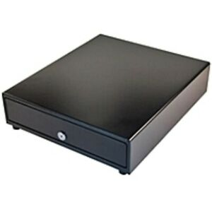 Apg Cash Drawer Vasario Series Vp320 bl1416 Electronic Cash Drawer 14 0 X 16 0