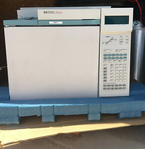 Agilent Technologies 6890 Gas Chromatograph Used But In Good Condition