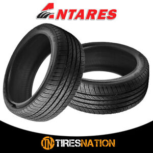 2 New Antares Comfort A5 Lt265 65r17 112s All Season Highway Tire