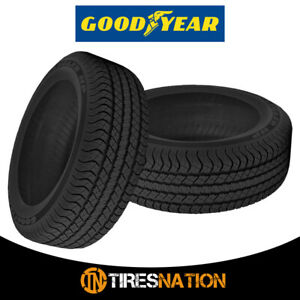 2 New Goodyear Wrangler Hp 265 70 17 113s All Season Sports Truck Tire