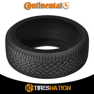 1 New Continental Viking Contact 7 235 45r17 Xl 97t Fr Tires