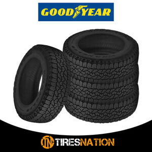 4 New Goodyear Wrangler Trailrunner At 31 10 5 15 109r Precise Traction Tires