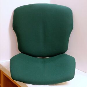 Refurbished Humanscale Freedom Chair Hunter Green Matching Standard Seat Back