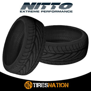 2 New Nitto Nt Geo Neogen 215 40 17 87w Ultra High Performance Tire