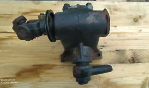 Vw Air Cooled Super Beetle Steering Box Pit Man Arm 71 74