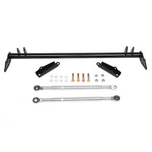 Front Pull Gravity Traction Control Tie Rod Bar For 1992 1995 Honda Civic