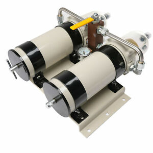 1000fh 360gph Series Diesel Fuel Water Separator Filter Equivalent To Racor
