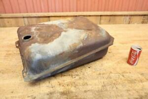 Vintage Ford 8n 9n 2n Tractor Parts Good Clean Gas Tank