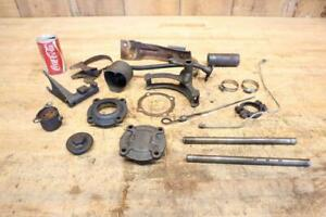 Vintage Ford 8n 9n 2n Tractor Parts Miscellaneous Parts Lot