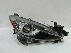 2014 2015 2016 Mazda 3 Oem Right Xenon Hid Headlight E1