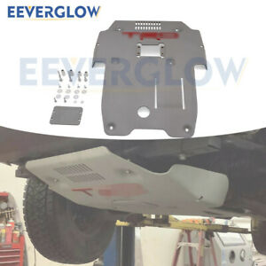 Aluminum Alloy Front Skid Plate Fit For Toyota Tacoma 2016 2021 Trd Off Road