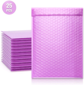 Tonespac 25pcs 3 9x12 Bubble Mailers Padded Envelopes With Self Seal Strip