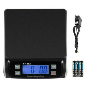 66lb X 0 1oz Digital Postal Shipping Scale Weight Postage Kitchen Counting 30kg