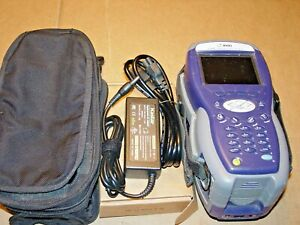 Jdsu Dsam 3600 Xt Docis 3 0 Signal Meter With Charger And Battery
