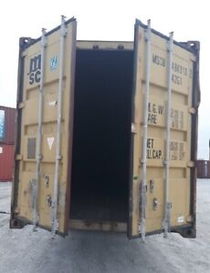 20 Used Std Shipping Storage Container Memphis Tn