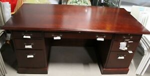 New Beautiful Jsi klem Group Solid Wood Cherry Office Desk High Quality