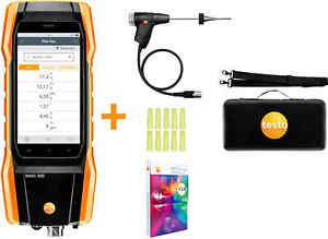 Testo 300 Residential Commercial Combustion Analyzer 0564 3002 82