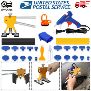 Paintless Dent Repair Car Body Dent Puller Tools Hail Damage Dent Removal Kits