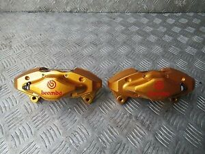 Ft86 Subaru Legacy Forester Rear 2pot Brembo Calipers Wrx Sti Grb 98 new