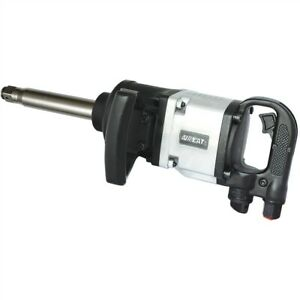 Aircat 1 Heavy duty Impact Wrench With 8 Extended Anvil ac 1992