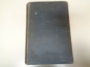 Fundamentals Of Welding Gas Arc And Thermit 1923 Antique Welder Book