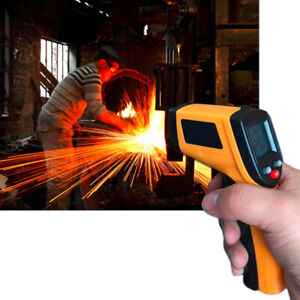 Gm320 Non contact Lcd Ir Laser Infrared Digital Temperature Thermometer Gun