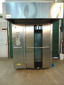 Baxter Ov5002g Double Rack Natural Gas Ovens 2017