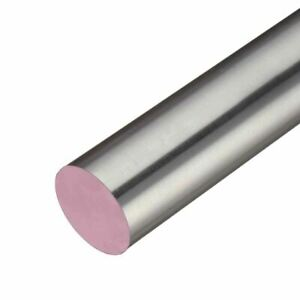 303 Stainless Steel Round Rod 1 500 1 1 2 Inch X 48 Inches