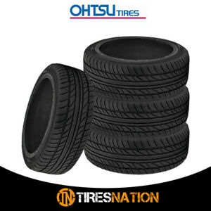 4 New Falken Ohtsu Fp7000 225 60r15 96h All season Radial Tires