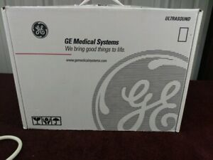 Used Ge 4c Convex Array Probe Curved Ultrasound Transducer 2401359 b5 5