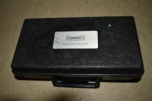 Quest Electronics Model 211a fs Permissible Sound Level Meter W Case