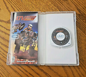 ATV Offroad Fury: Pro (Sony PSP  2006) Complete - Tested - Fast Shipping