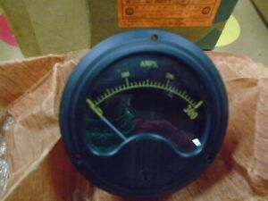 Vintage Westinghouse 0 300 Dc Meter Ammeter Type E 1 New 1947