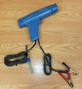 Unbranded Blue Timing Strobe Light Gun For Automotive Use Only Read