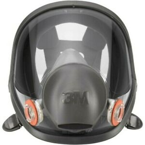 Size Large Genuine 3m 6900 Full Facepiece Reusable Respirator Protection