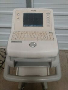 Philips Pagewriter Trim Iii Ekg System With Cart