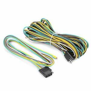 New 25 Wishbone Style Trailer Wiring Harness With 4 flat Connector