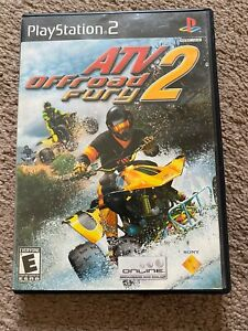 PS2 ATV Offroad Fury 2 (Sony PlayStation 2 2002)