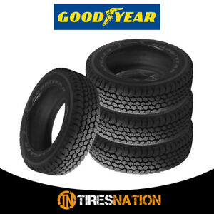 4 New Goodyear Wrangler At Adventure W Kevlar 275 60r20 115t 640 Ab Tires